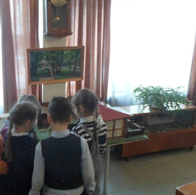 У нас в гостях ученики МБОУ СШ№5