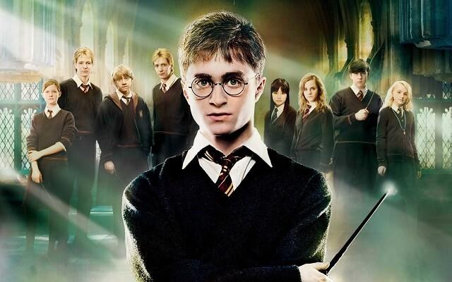 Путешествие в мир Гарри Поттера