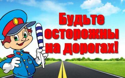 Экскурсия безопасности в летний период с руководителем ОГИБДД Красноярска 2021